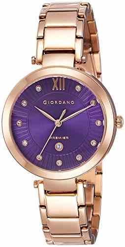 Giordano P2056-77 Premier Analog Watch