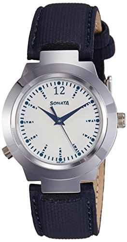 Sonata 90057SL01 Analog Watch