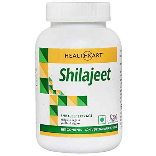 Healthkart Shilajeet Supplement (60 Capsules)