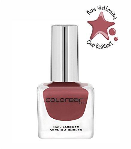 Colorbar CWG012 Wonder Gel Nail Lacquer, Ginger Rose 012