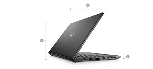 Dell Vostro 3568 (Z553505UIN9) Intel Core i3 4 GB 1 TB Linux or Ubuntu 15 Inch - 15.9 Inch Laptop