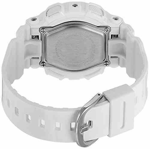 Casio Baby-G BA-120SP-7ADR (B176) Analog Digital White Dial Women's Watch