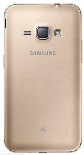 Samsung Galaxy J1 (Samsung SM-J120GZDDINS) 8GB Gold Mobile
