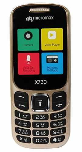 Micromax X730 Mobile