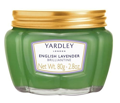 Yardley London English Lavender Brilliantine For Women, 2.8 Ounce