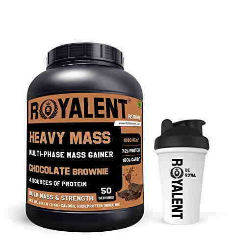 Royalent Heavy Mass (3Kg, Chocolate)
