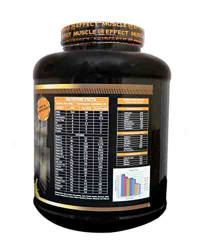 HON Muscle Effect Ultimate Gold Whey Protein (2.27Kg, Vanilla)