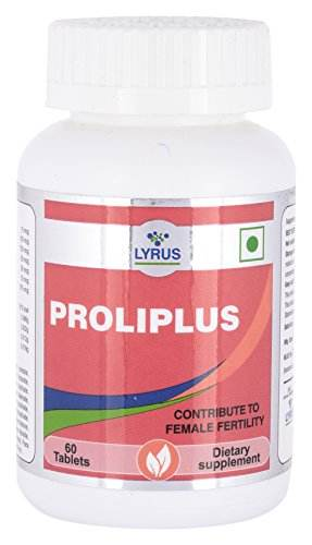 Lyrus Proliplus Supplement (60 Capsules)