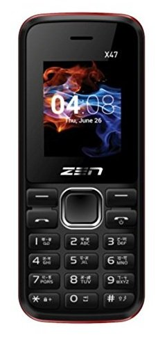 ZEN X47 Fire Black Mobile