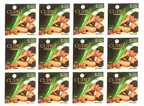 Cupid Pan Condoms (3 Condoms) - Pack of 12