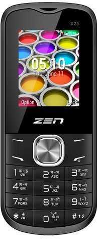 Zen X23 Mobile