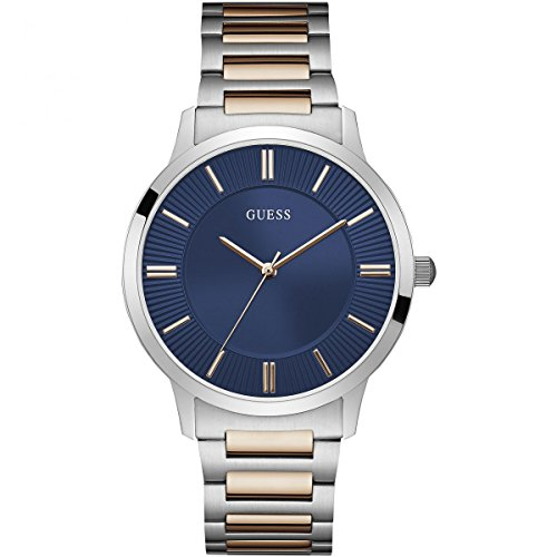 Guess W0990G4 Navy Blue Analog Men's Watch