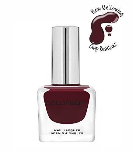 Colorbar Royal Plum Luxe Nail Paint, 12 ML 143