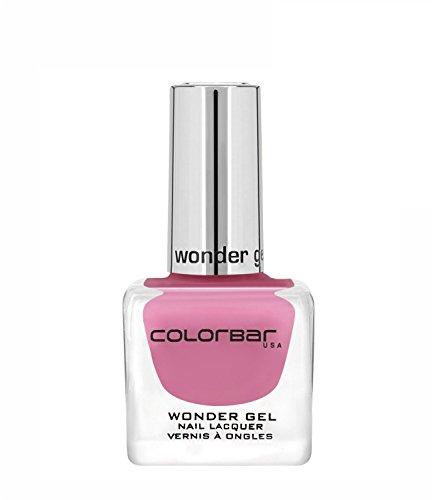 Colorbar Wonder Gel Nail Lacquer,12 ML 009 Taffy Pink