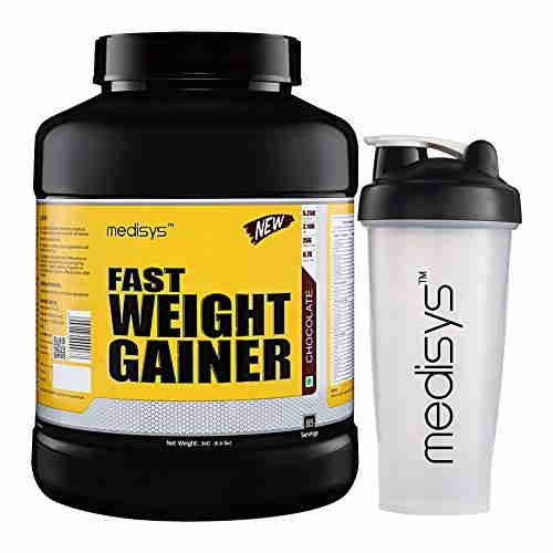 Medisys Fast Weight Gainer (3Kg, Chocolate)