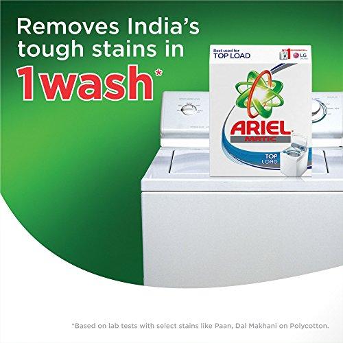 Ariel Matic Top Load Detergent Washing Powder, 1 KG