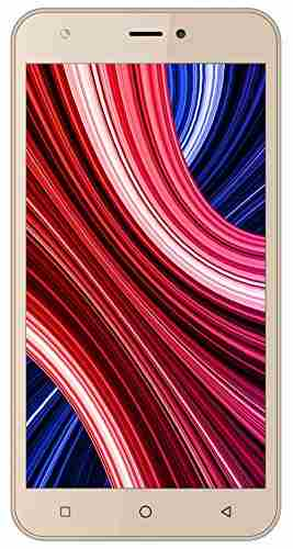 Intex Cloud Q11 8GB Champagne Mobile