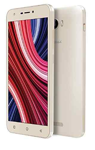 Intex Cloud Q11 8GB Champagne Mobile