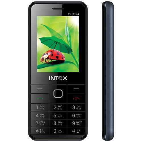 Intex Flip X4 Mobile