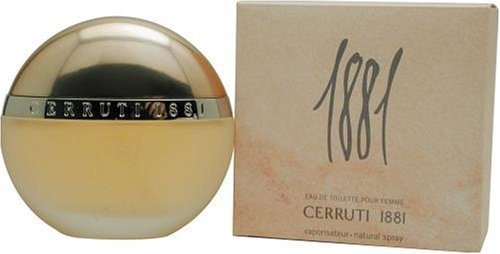 Cerruti 1881 By Nino Cerruti EDT For Women 50 ml