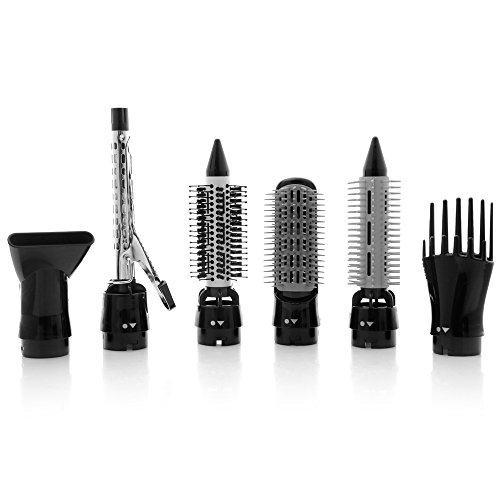 Guo Wei 6 in 1 Hair Styling Kit