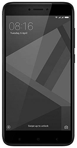 Redmi 4 (MI Redmi 4) 64GB Black Mobile