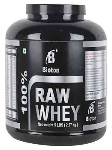 Bioton Raw Whey Protein (2.27Kg, Unflavoured)