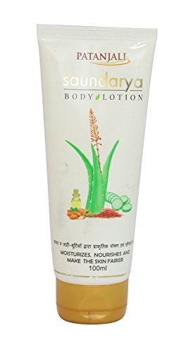 Patanjali Saundarya Body Lotion 100 ML