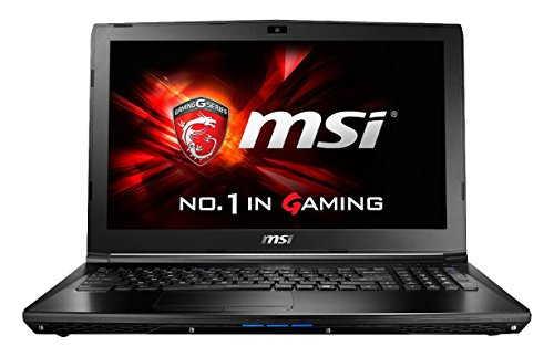MSI GE62VR 7RF Apache Pro Intel Core i7 16 GB 1.25 TB Windows 10 15 Inch - 15.9 Inch Laptop