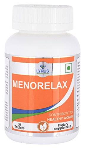 Lyrus Menorelax Supplement (60 Capsules)