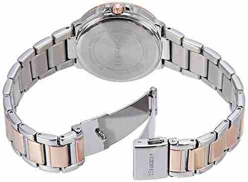 Casio Sheen SHE-3052SPG-7AUDR (SX189) Analog Silver Dial Women's Watch (SHE-3052SPG-7AUDR (SX189))
