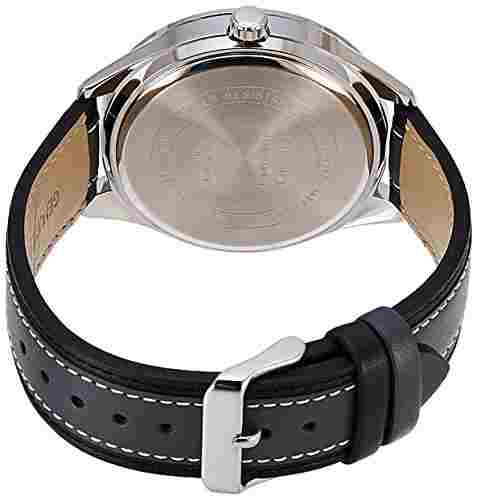 Casio Enticer MTP-E310L-1A1VDF (A1178) Analog Black Dial Men's Watch