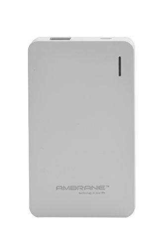 Ambrane PP-40 4000mAh Power Bank (White)