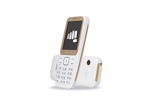 Micromax X607 Black Mobile