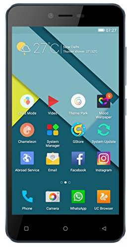 Gionee P7 16GB White Mobile