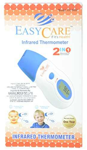 Easy Care Non Contact Infrared Thermometer