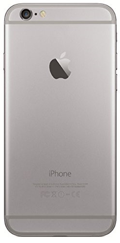 Apple iPhone 6 32GB Space Grey Mobile, MQ3D2HN/A