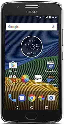 Motorola Moto G5 3GB RAM Grey Mobile