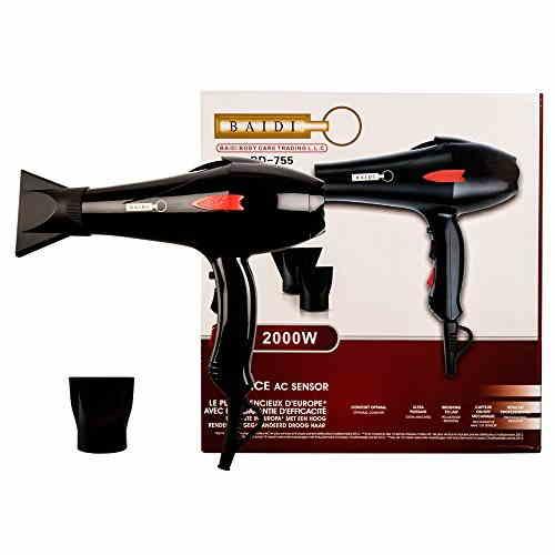 Baidi HD755 2000W Hair Dryer