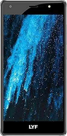 LYF Water F1S 32GB Black Mobile