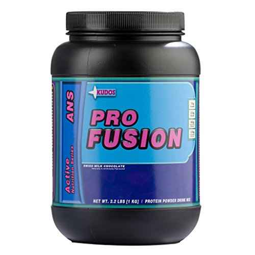 Kudos Pro Fusion Weight Gainer (1Kg, Chocolate)