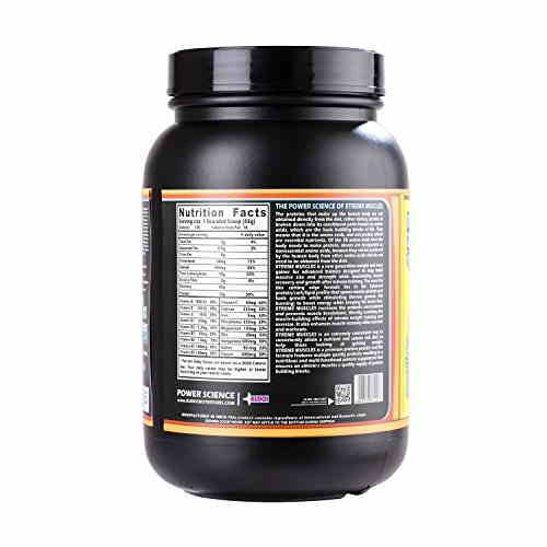 Kudos Nutrition Xtreme Muscles Weight Gainer (2Kg / 4.41lbs, Chocolate)
