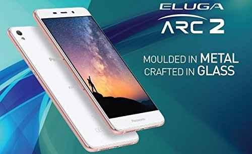 Panasonic Eluga Arc 2 32GB Gold Mobile