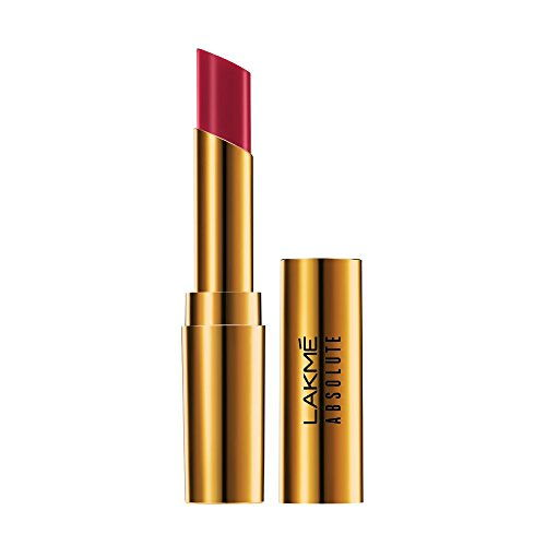 Lakme Absolute Argan Oil Lipstick Smooth Merlot