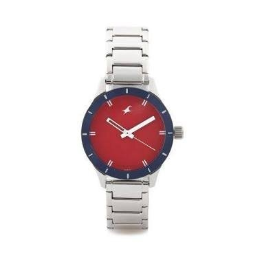 Fastrack NG6078SM05C Analog Watch (NG6078SM05C)