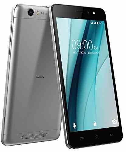 Lava X28 Plus 8GB Space Grey Mobile