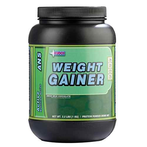 Kudos Weight Gainer (1Kg, Chocolate)