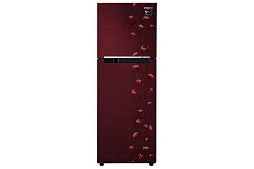 Samsung RT28M3022RZ/UZ 253L 2S Double Door Refrigerator, Tender Lily