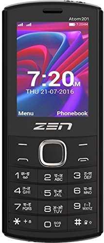 Zen Atom 201 Mobile