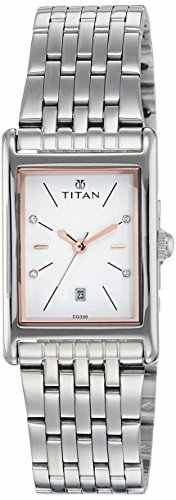 Titan 2568SM01 Analog Watch (2568SM01)